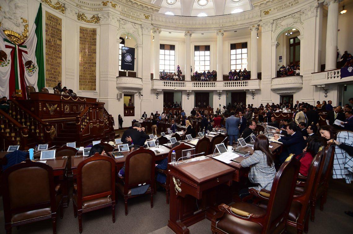 Diputados locales presentaron proposiciones para solicitar la asignación de recursos presupuestales a diversos proyectos
