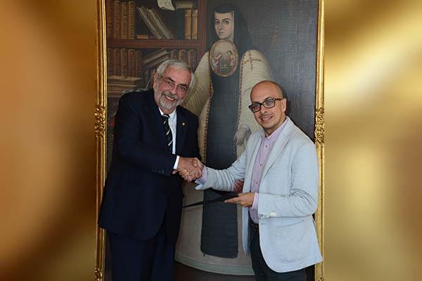 Confirma el rector a Jorge Volpi al frente de Difusión Cultural de la UNAM