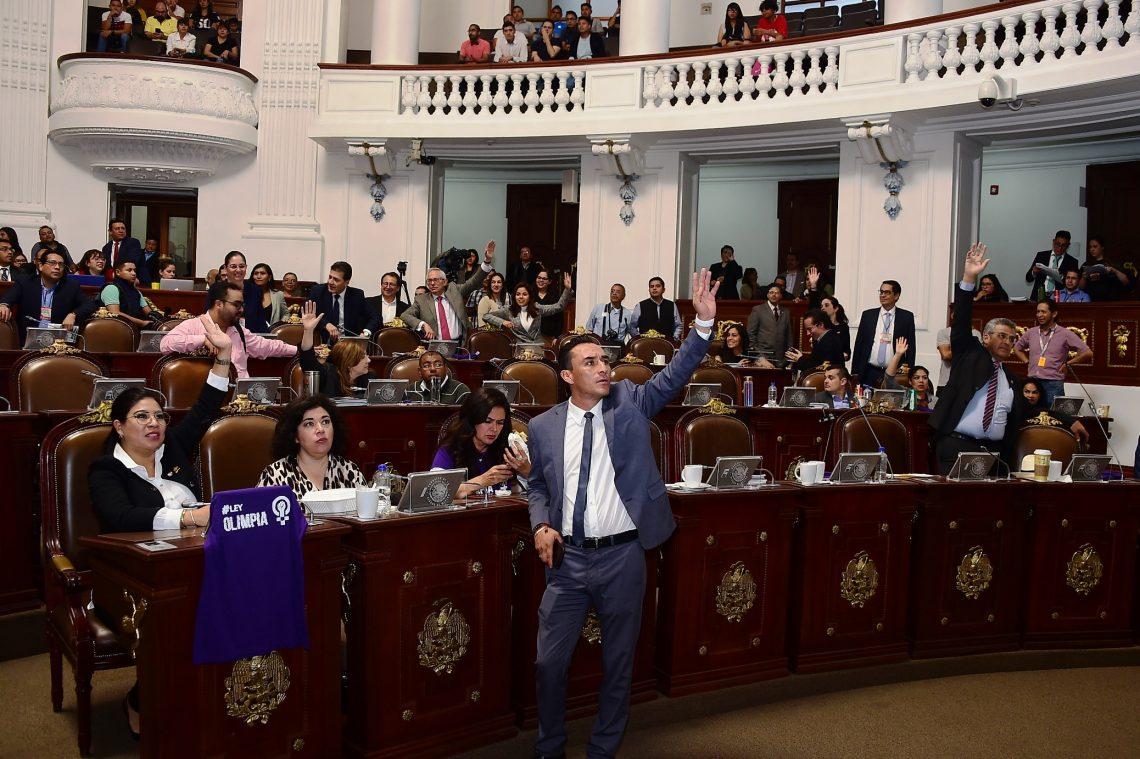 Determina el Congreso de la CDMX como hábiles los días 7, 8, 14 y 15 de diciembre por el proceso discusión y aprobación del Paquete financiero 2020