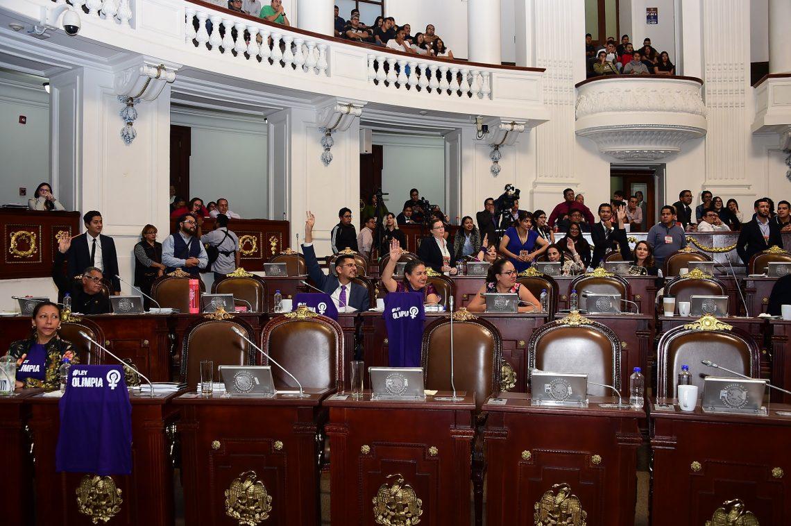 Diputados del Congreso de la CDMX plantean fortalecer las leyes para sancionar las agresiones sexuales