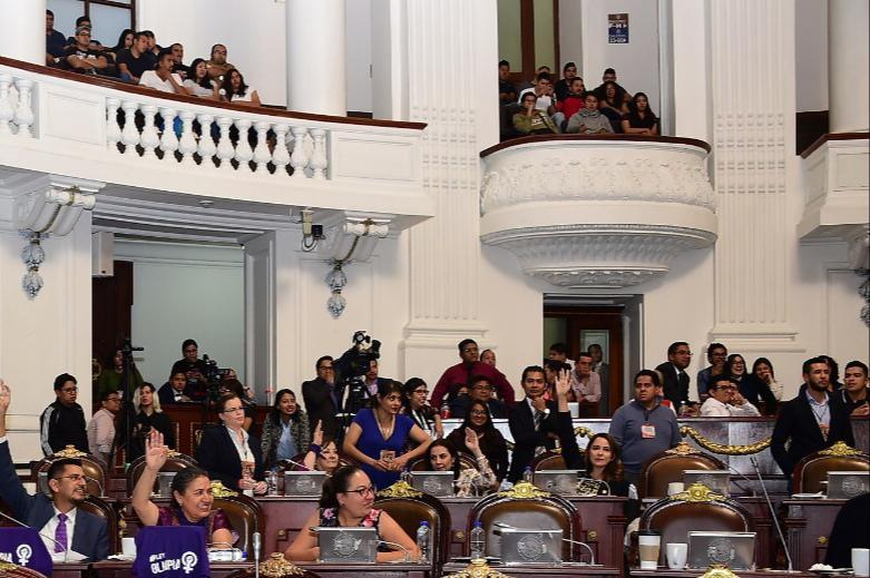 Impulsan en el Congreso local propuestas para combatir la violencia contra las mujeres en la CDMX