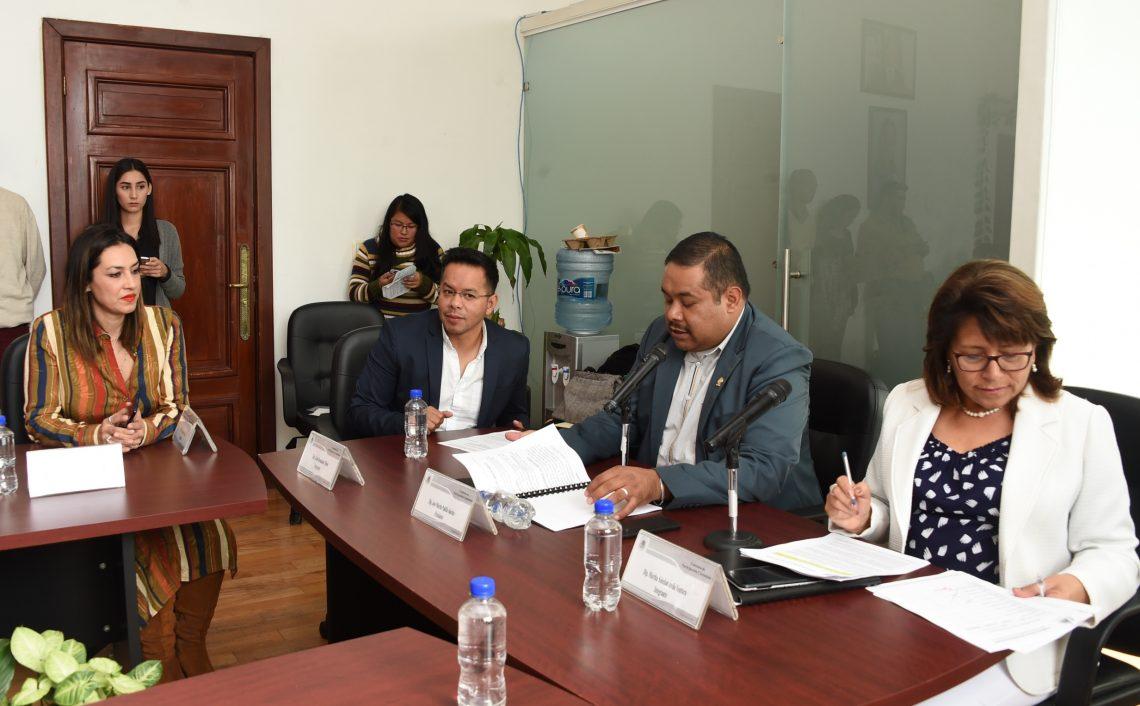 Comisión de Participación Ciudadana emite opinión favorable en la entrega de la Medalla al Mérito Ciudadano