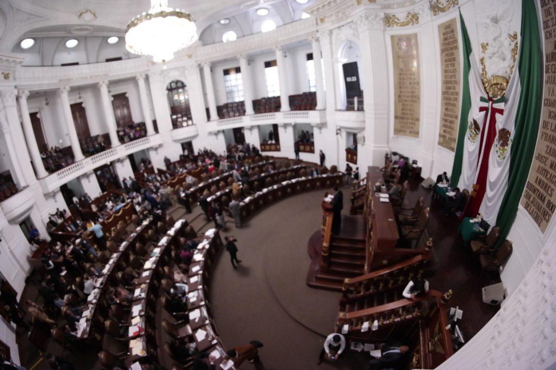 Presentan en el Congreso local diversos exhortos a autoridades locales