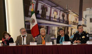 Aprueban el primer Mecanismo Extraordinario de Identificación Forense en el país; los recursos serán ilimitados asegura Olga Sánchez Cordero