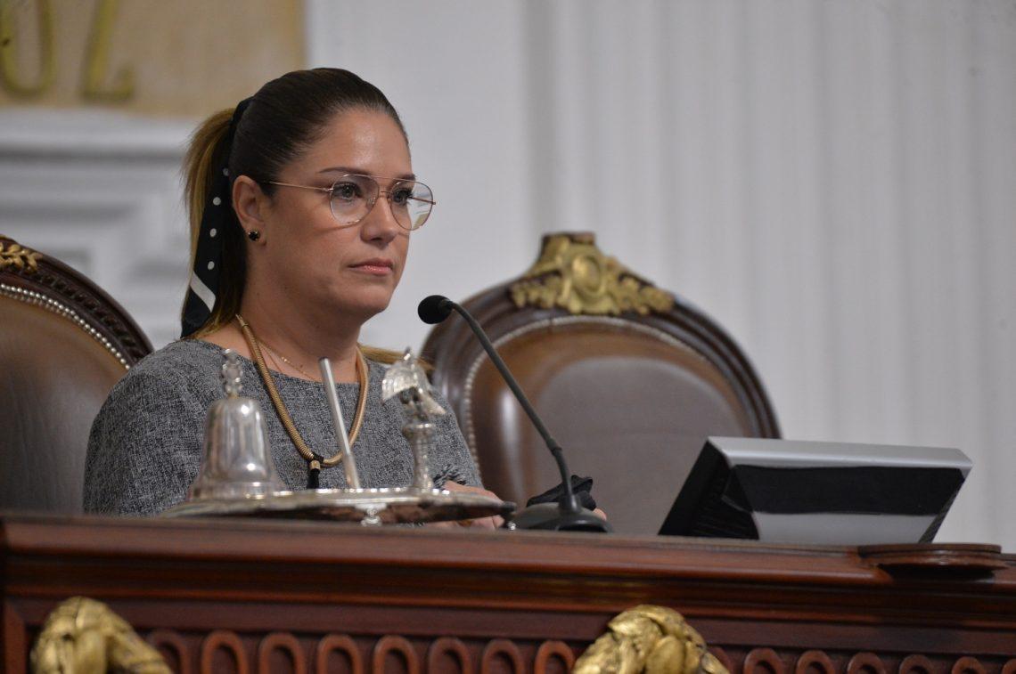 El Congreso local recibió comunicado de la Jefa de Gobierno con la terna de personas aspirantes a la titularidad de la Fiscalía General de Justicia