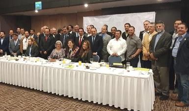 La Secretaria de Economía realizó una visita de trabajo al estado de Jalisco