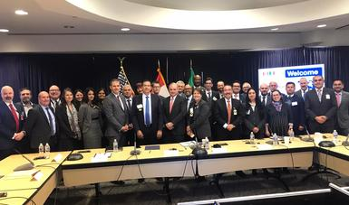 México reitera en EE.UU. la importancia de combatir el tráfico de armas