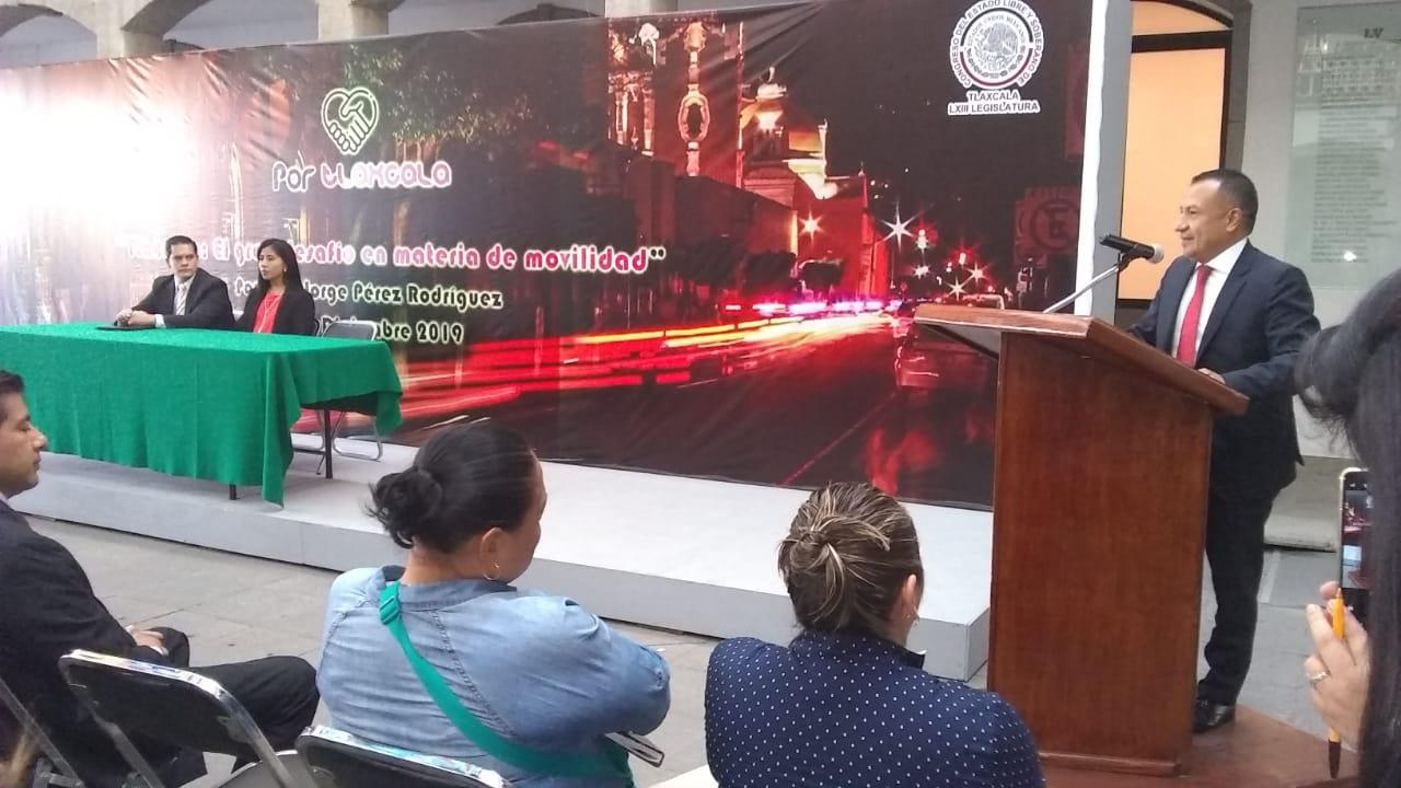 Tlaxcala en controversia por Ley de Movilidad
