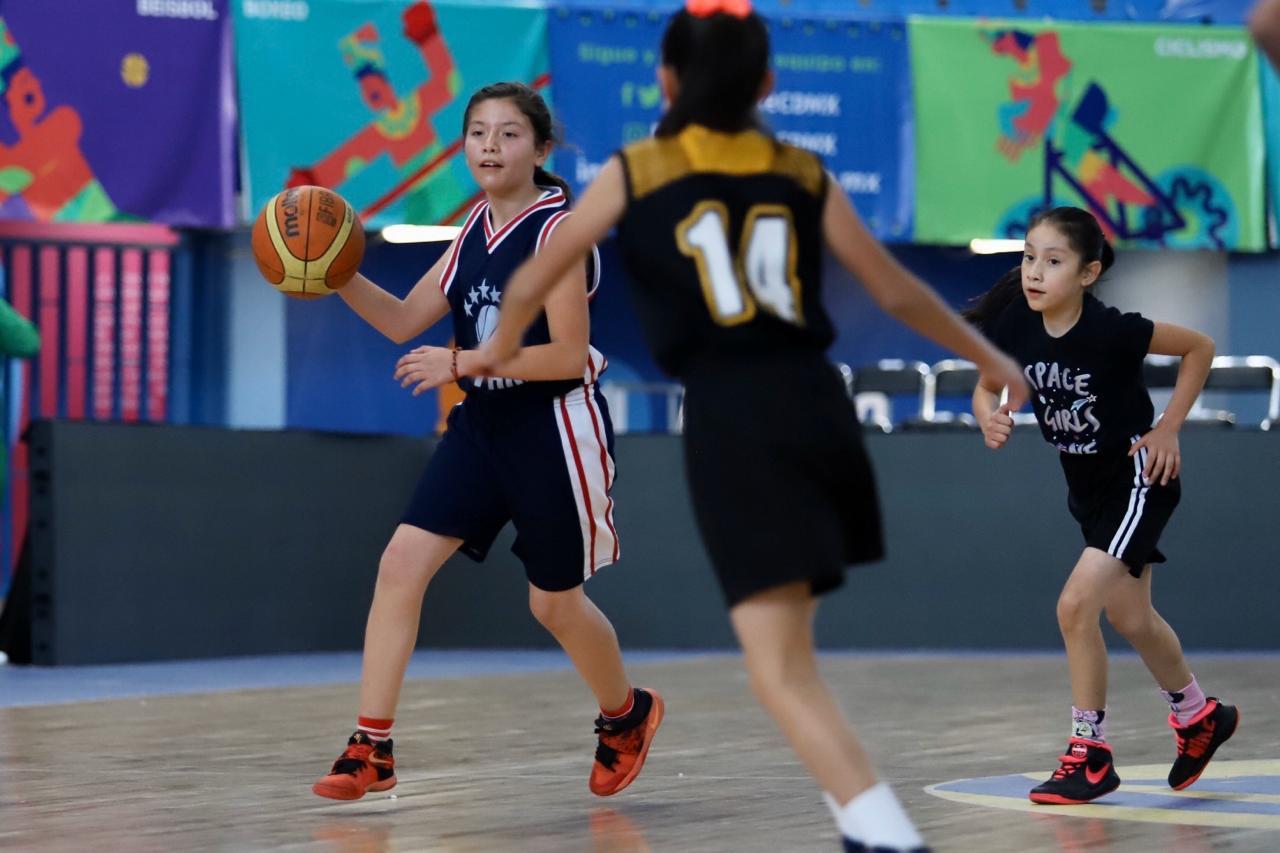 Con 82 equipos inicia fase Regional del baloncesto de la Olimpiada Comunitaria de la Ciudad de México