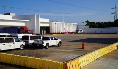 Concluye INM primera etapa de la remodelación de Estación Migratoria de Acayucan, Veracruz