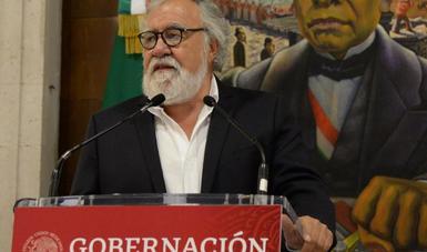 A través de Gobernación, se encara crisis humanitaria y de violación a los derechos humanos que se pretendió invisibilizar