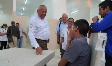 Invierte INM 336 millones de pesos para rehabilitar las 15 estaciones y estancias migratorias de mayor flujo de personas
