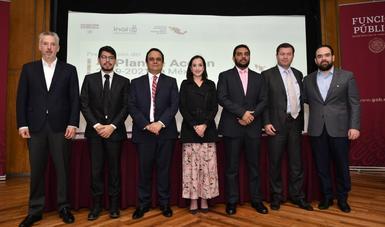 Presentan en la Función Pública el Cuarto Plan de Acción 2019-2021 de México en la Alianza para el Gobierno Abierto