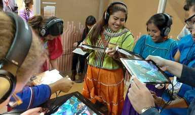 Más de 50 mil personas visitaron el Pabellón de Lenguas Indígenas en la FIL Guadalajara