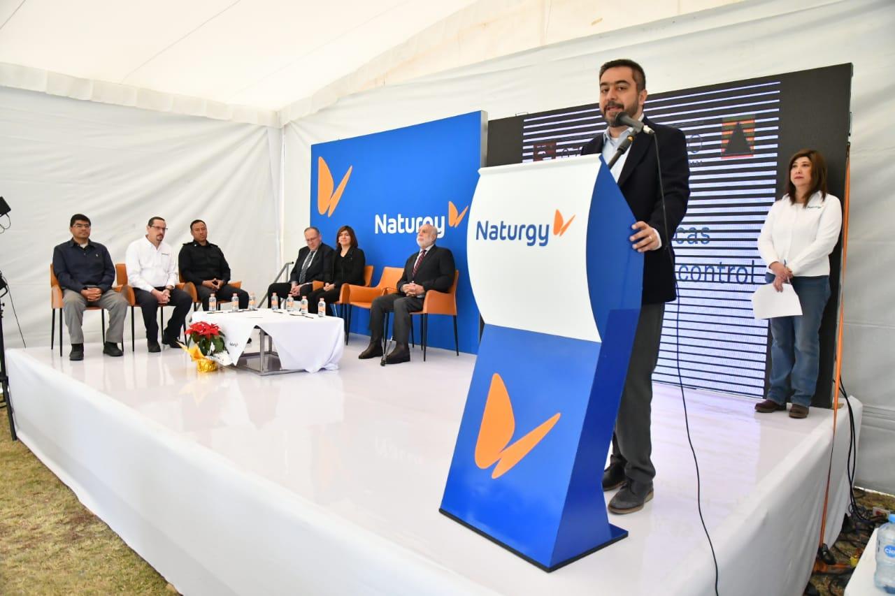La alcaldía de Azcapotzalco y NATURGY inauguran el primer campo de prácticas para el manejo y control de gas natural