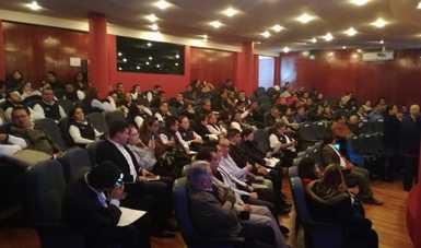 Celebra STPS primer foro regional de capacitación sobre el Nuevo Modelo Laboral en Tlaxcala