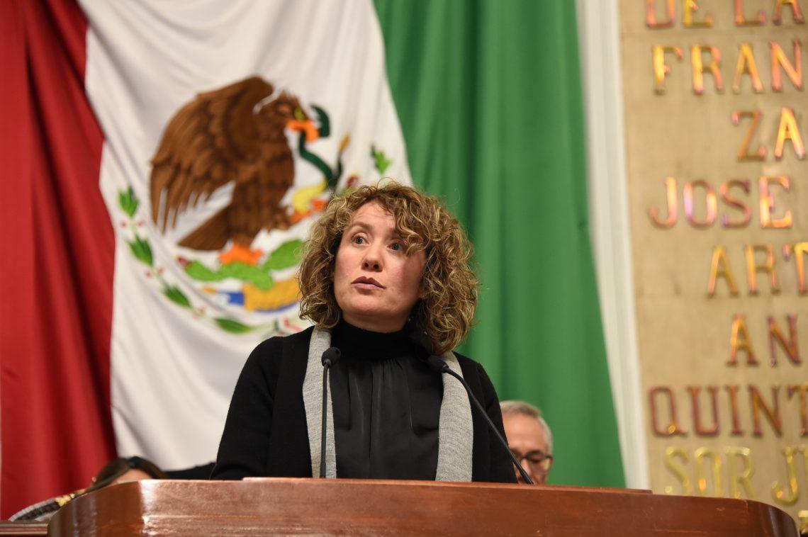 Aprueba el Congreso de la CDMX entrega de la Medalla al Mérito Hermila Galindo 2019
