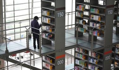 Avanza a paso firme estrategia de la Dirección General de Bibliotecas para la reactivación de recintos
