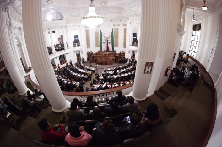 Congresistas de MORENA presentan iniciativas de reforma y adición a la Ley de Salud y a la respectiva para la Atención Integral del VIH/Sida