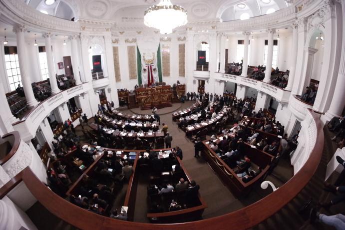 El Congreso local aprobó la Ley de Planeación del Desarrollo de la Ciudad de México