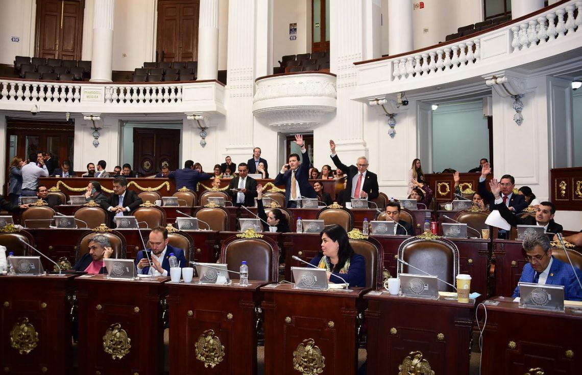 El Congreso local expidió nueva Ley Orgánica de la SSC y reformó la Ley del Sistema de Seguridad Ciudadana de la Ciudad de México