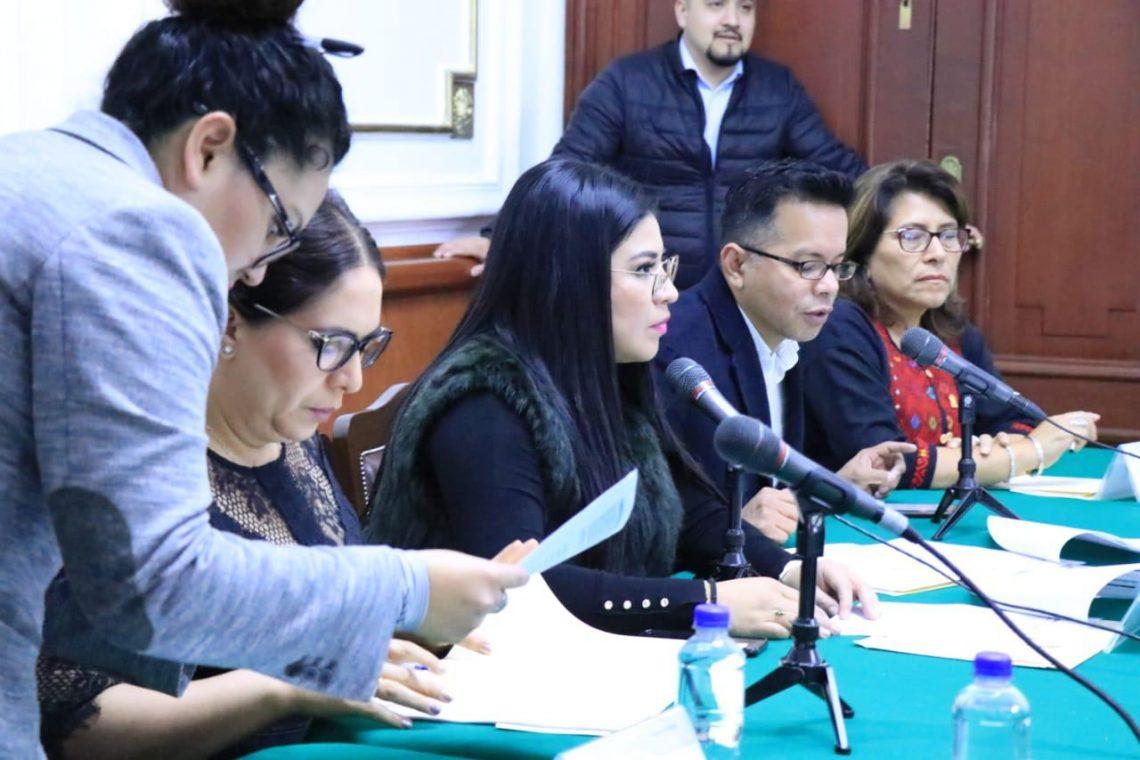 Aprueba Comisión de Salud dictámenes a puntos de acuerdo presentados por las y los diputados del Congreso local