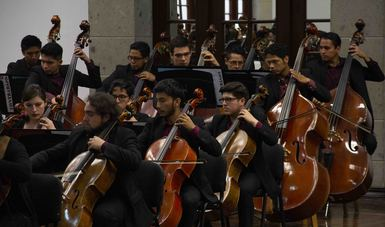 La Orquesta Escuela Carlos Chávez cierra 2019 con Rhapsody in blue, de Gershwin y El cascanueces, en versión de Duke Ellington