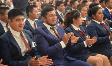 Sembramos el futuro del campo mexicano en las nuevas generaciones de ingenieros agrónomos: Víctor Villalobos Arámbula
