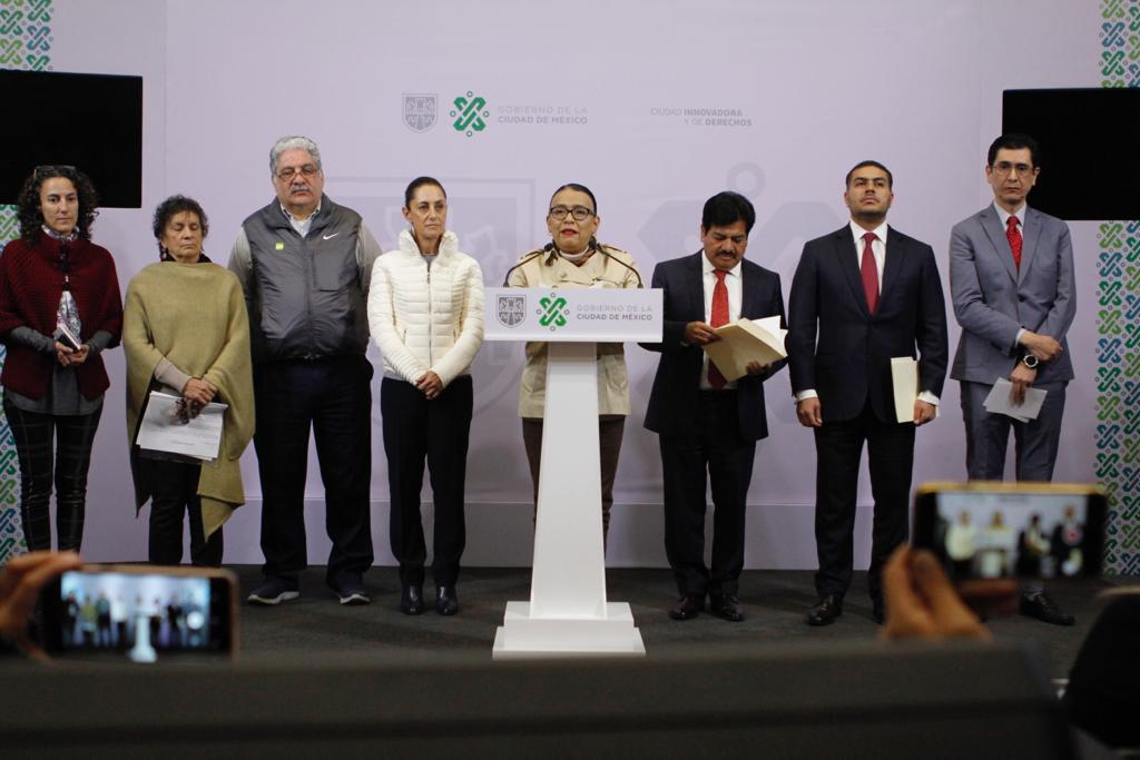 Reporta Gobierno de la Ciudad de México saldo blanco durante el Operativo Basílica 2019