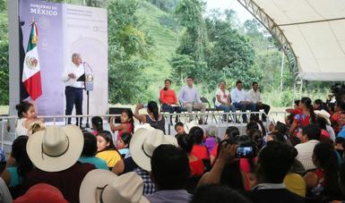 Arranca gira presidencial de supervisión de Sembrando Vida