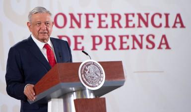 Presidente invita a participar en la consulta del Tren Maya: en la democracia decide el pueblo
