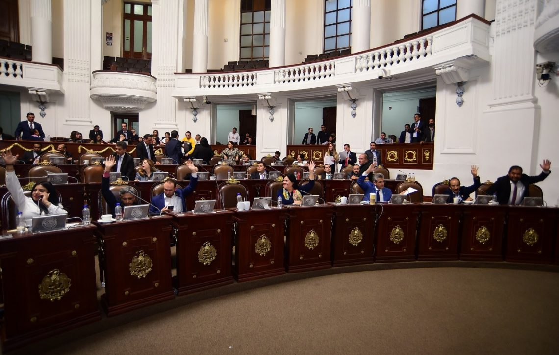 Aprueban diversas reformas a la Ley Orgánica de Alcaldías de la Ciudad de México