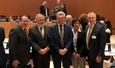 México presenta resultados en el Foro Mundial sobre los Refugiados en Ginebra, Suiza