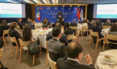 China, socio comercial clave y estratégico de México