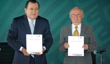 Semarnat y la Universidad Autónoma de Guerrero se unen para fortalecer la investigación y educación ambiental