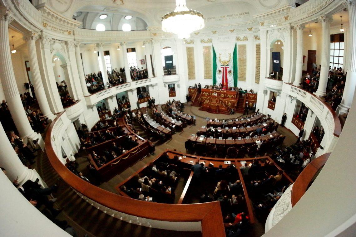 Mejores leyes para la Ciudad de México, resultados en 2019 del Congreso capitalino