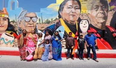 Primer año de trabajo por la inclusión en la Dirección General de Culturas Populares