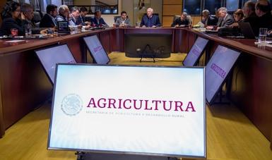 Establecen Agricultura y AMSDA objetivos conjuntos a favor de un campo más productivo y equitativo