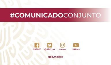 México y Estados Unidos reanudan el Procedimiento de Repatriación al Interior de México (PRIM)