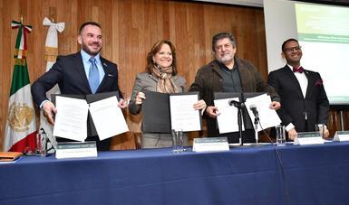 UNESCO y FONATUR firman convenio de colaboración en beneficio del Tren Maya
