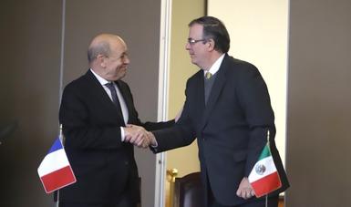 Comunicado conjunto México-Francia