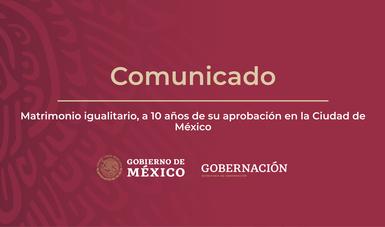 Matrimonio igualitario, a 10 años de su aprobación en la Ciudad de México