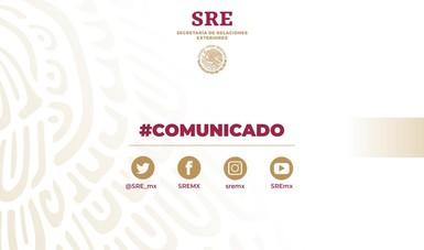 México expresa su preocupación por la falta de cumplimiento a la Convención de Viena sobre Relaciones Diplomáticas