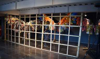 Cultura comunitaria fortalece su compromiso con el arte hecho desde el Reclusorio Preventivo Varonil Norte