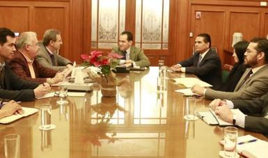 Gobierno de México y Gobierno de Michoacán trabajan de manera conjunta para garantizar pago de nómina magisterial