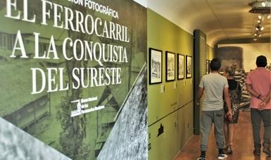 Cumple Centro Nacional para la Preservación del Patrimonio Cultural Ferrocarrilero objetivos de estudio y difusión