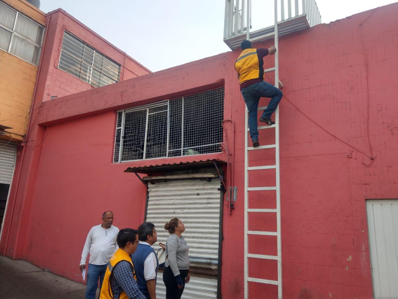 Anuncia alcaldía Miguel Hidalgo mantenimiento a instalaciones eléctricas de 10 mercados