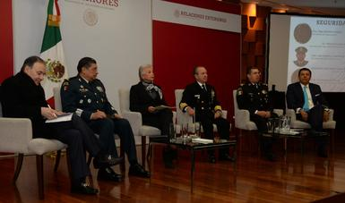 Objetivos de la secretaria de Gobernación, Olga Sánchez Cordero, orientados a la gobernabilidad, derechos humanos y cultura cívica