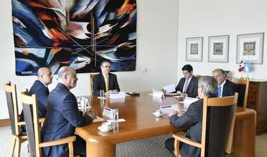 Se realiza la primera reunión bilateral entre los cancilleres de México y Argentina