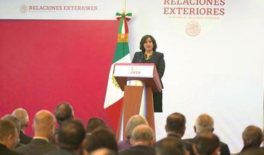 Asume México las mejores prácticas internacionales en el combate a la corrupción: secretaria Irma Eréndira Sandoval